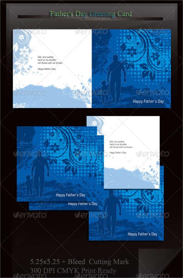 44 Sample Greeting Card Design Templates PSD AI Free