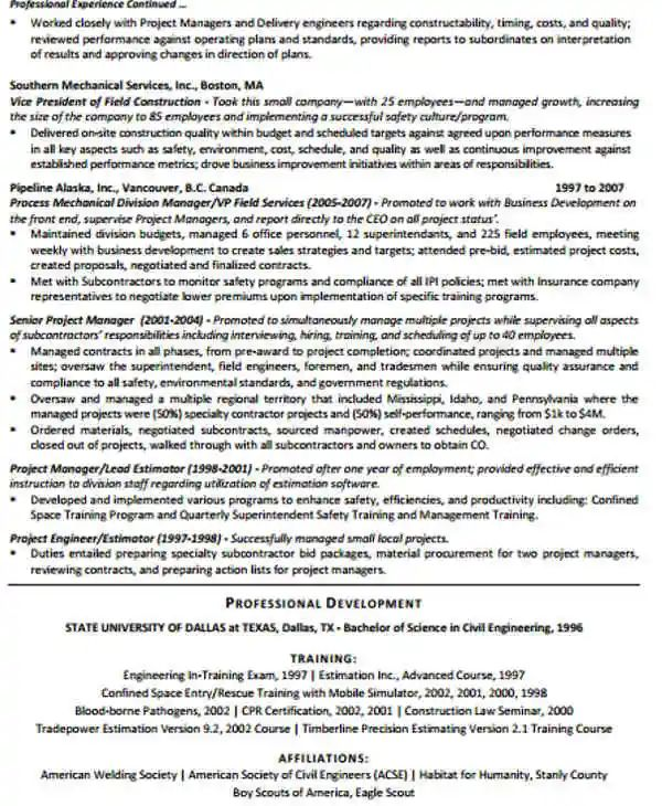 26 Blank Work Resume Templates - Resume Examples   Resume