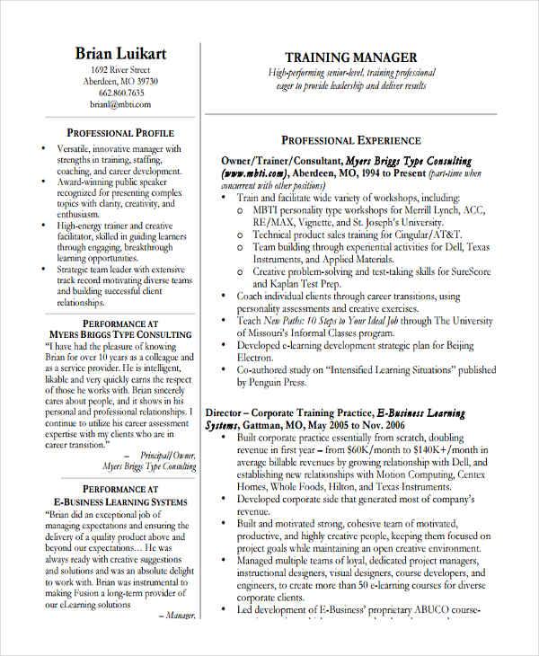 30 Basic Sales Resume Templates  PDF DOC  Free