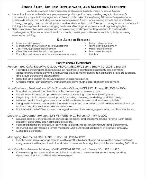 24 Best Marketing Resume Templates PDF DOC Free