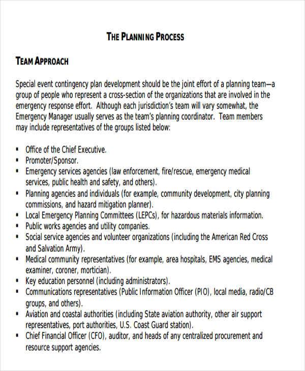19 Event Plan Templates In PDF Free & Premium Templates
