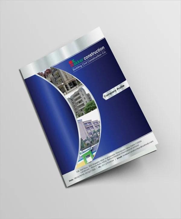 47 Company Brochure Templates Free & Premium Templates