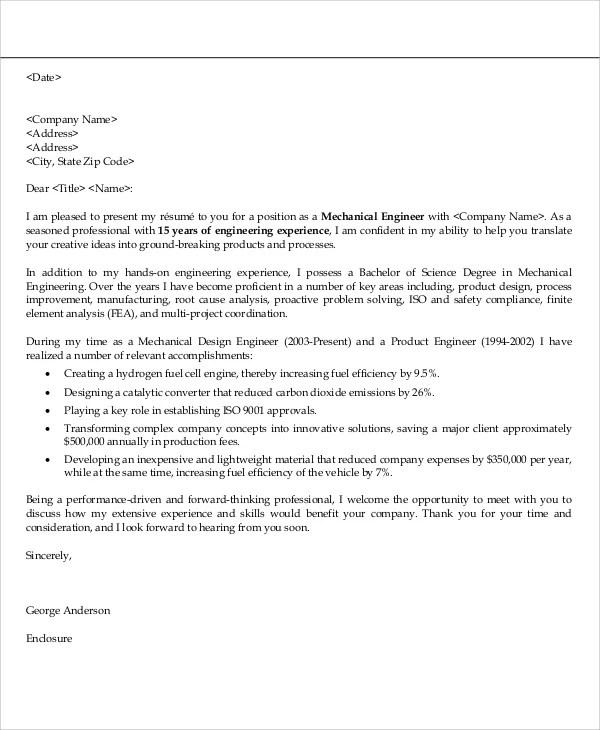 32 Job Application Letter Samples Free Amp Premium Templates