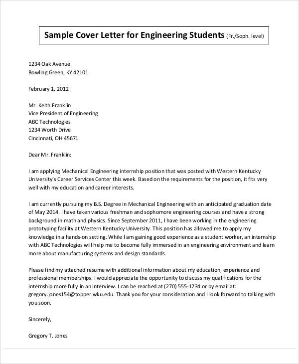 Cover Letter For Marketing Position Fresh Graduate