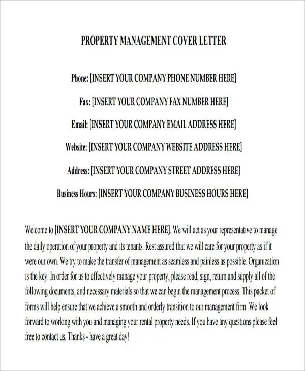 46 Free Cover Letter Samples Free Amp Premium Templates