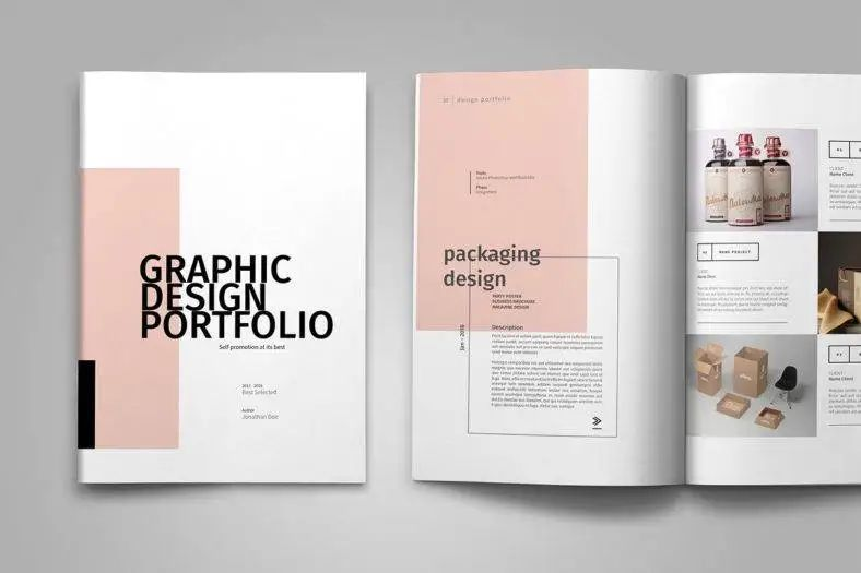 Pdf Portfolio Templates - Resume Examples | Resume Template