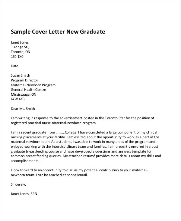 8 First Job Cover Letters Free Sample Example Format Download Free Premium Templates