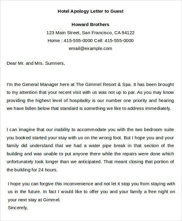 apology letter to boss cvresumecloudunispaceio