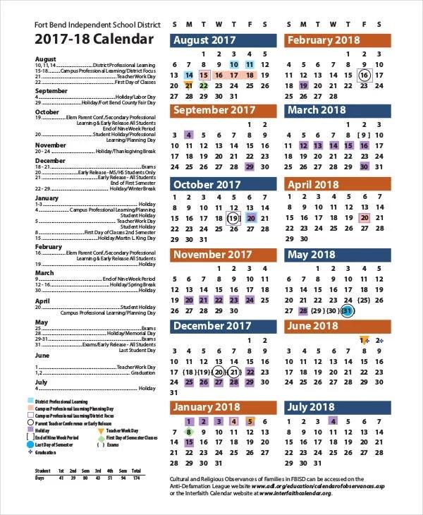 Basic Calendar Templates 10 Free Word PDF Format Download Free Premium Templates