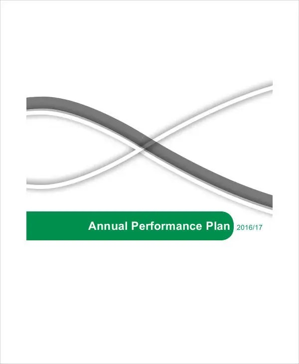 8+ Performance Plan Templates - Free Sample, Example Format Download ...