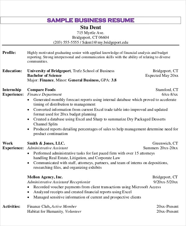 24 Education Resume Templates PDF DOC Free & Premium