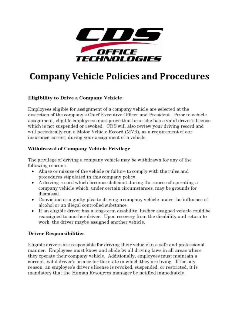 Security Policies It And Procedures Examples