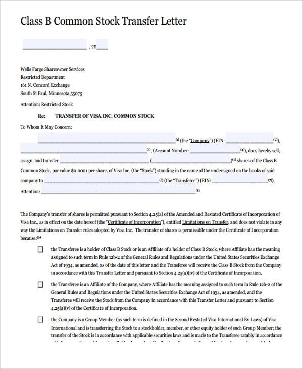 20 Transfer Letter Templates In PDF Free & Premium