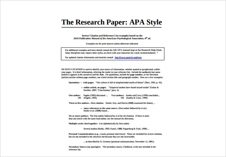 A Complete Guide To Research Papers Free & Premium Templates