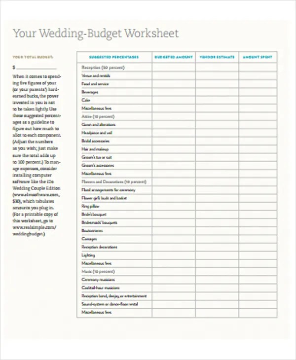 32+ Expense Sheet Templates in PDF | Free & Premium Templates