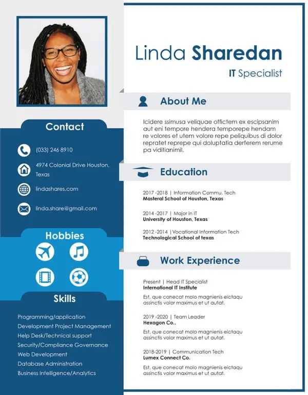 word professional finance manager resume template
