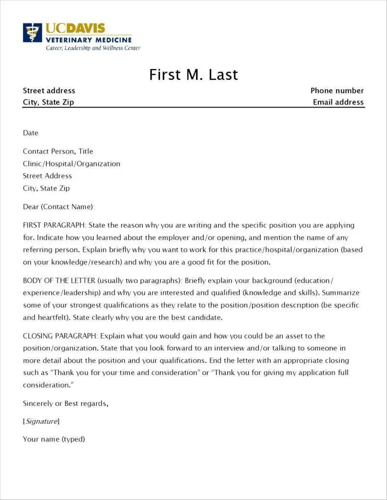Cover Letter For Applications 7 Free Promotion Application Letter Samples Examples Formats