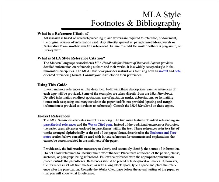 Mla Format Footnote Hizli Rapidlaunch Co