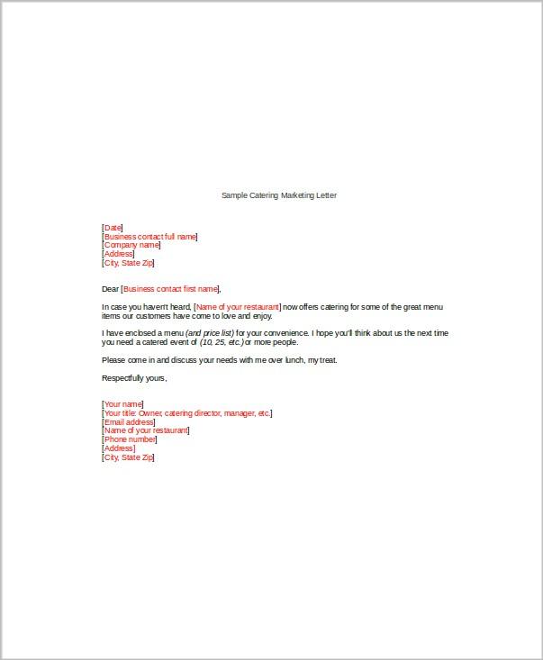 10 Sales Promotional Letters Free & Premium Templates