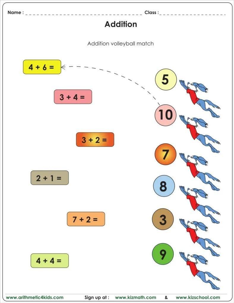 medium resolution of 6+ Kindergarten Worksheet Templates - PDF   Free \u0026 Premium Templates