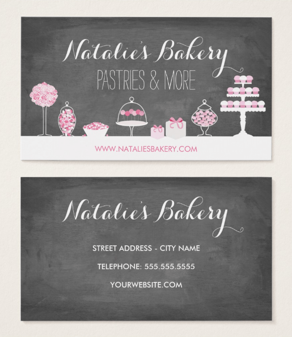 20 Bakery Business Card Designs Templates PSD AI InDesign EPS Free Premium Templates