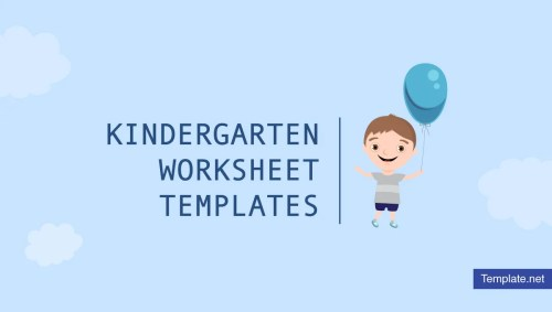 small resolution of 6+ Kindergarten Worksheet Templates - PDF   Free \u0026 Premium Templates