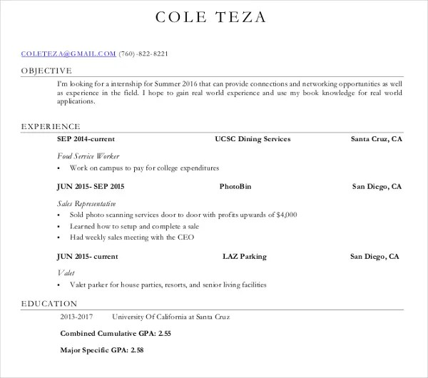 10 Sales Manager Resume Templates PDF DOC Free