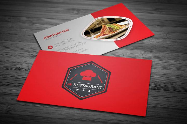 14 Restaurant Name Card Templates Amp Designs PSD AI Free Amp Premium Templates