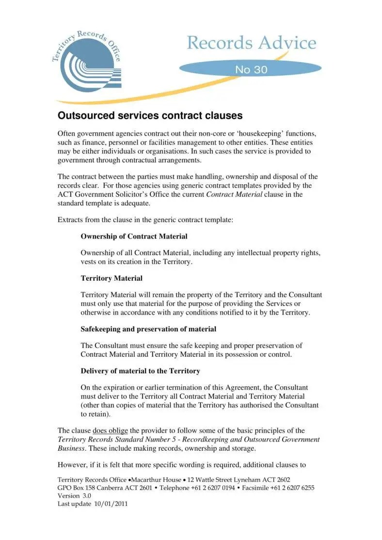 Outsourced-Services-Contract-Clauses-1