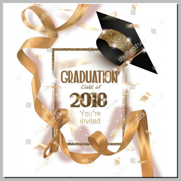 17 Graduation Ceremony Invitation Designs Amp Templates PSD AI Free Amp Premium Templates