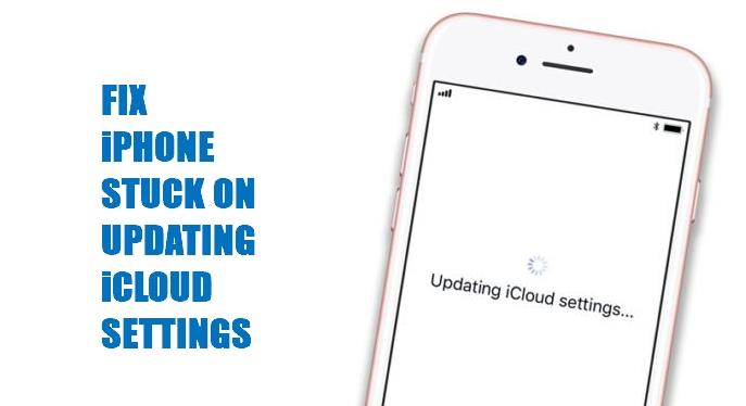 解決iPhone更新iCloud設置的六大方法 - iPhone XS / X / 8/7/6