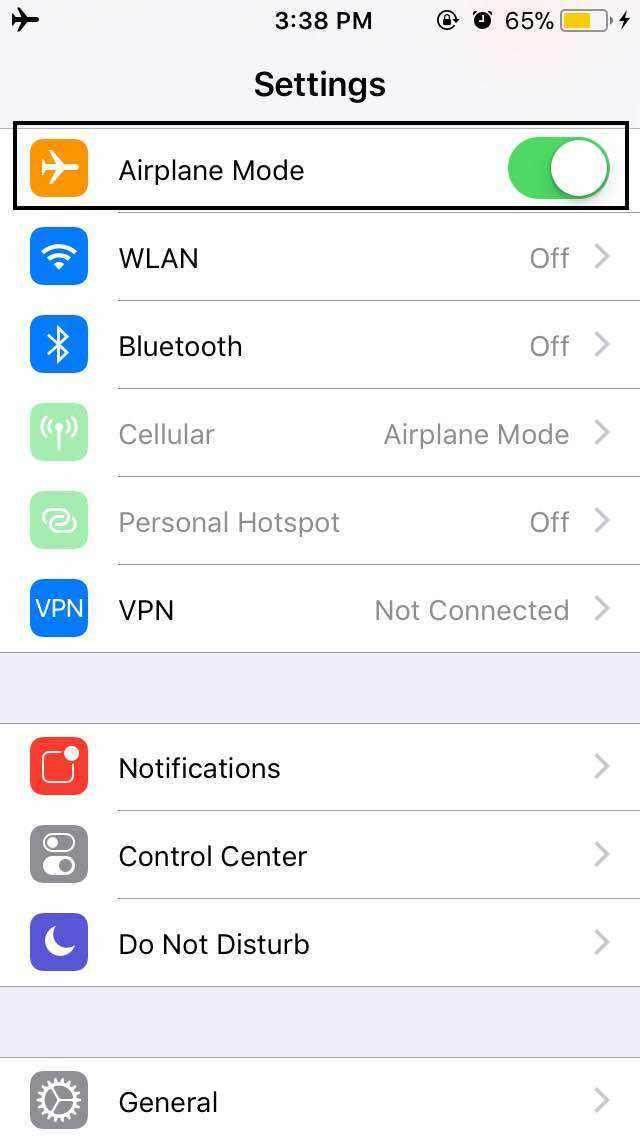 3 iOS 11/11更新問題後修復Visual Voicemail不可用的方法