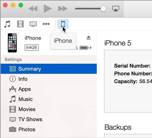 如何將音樂從Mac同步/導入/傳輸到iPhone 6 + / 6 / 5s / 5c / 5 / 4s / 4