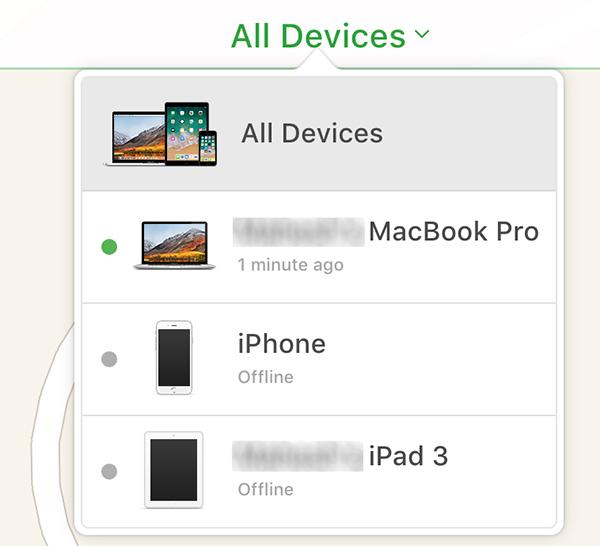 如果忘記密碼,如何重置iPad