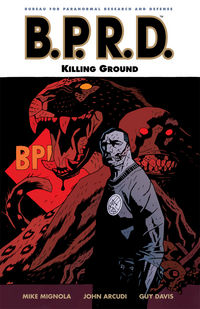 14954 Mike Mignola Talks About 15 Years of Hellboy, B.P.R.D. and more