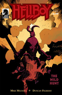 15374 Mike Mignola Talks About 15 Years of Hellboy, B.P.R.D. and more