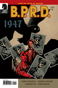 15990 Mike Mignola Talks About 15 Years of Hellboy, B.P.R.D. and more