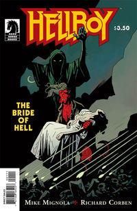 16522 Mike Mignola Talks About 15 Years of Hellboy, B.P.R.D. and more
