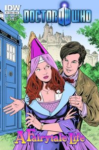 FEB110354 TFAW Interviews: Doctor Who's Matthew Sturges