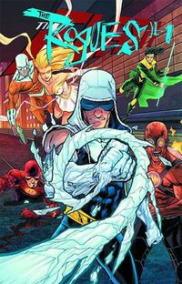Flash #23.3 Rogues (Standard Edition)