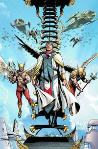 aug090135 ComicList: DC Comics for 10/07/2009