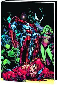 aug090558 ComicList: Marvel Comics for 10/28/2009