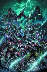 Forever Evil Arkham War #1 (of 6)