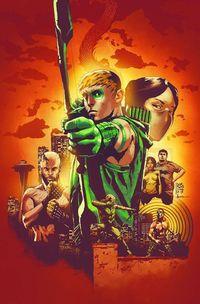 Green Arrow #24