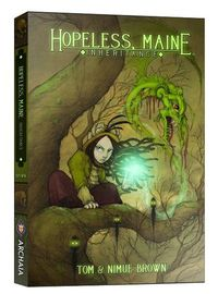 aug130970 Archaia ships new volumes of HOPELESS MAINE and OLD CITY BLUES