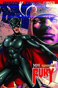 Miss Fury Digital #2 (of 2)