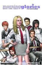 Morning Glories TPB Vol. 01 For A Better Future