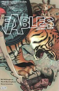 fables2tpb Graphic Content: Fables Vol. 2 Animal Farm