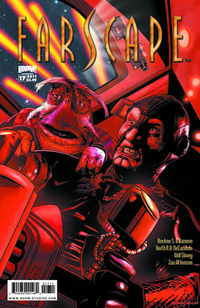 jan111030 TFAW Interviews: Farscape's Keith R.A. DeCandido and Will Sliney
