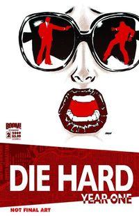 jul090749 Geek Chick: Yippee Ki Yay - Die Hard Year One